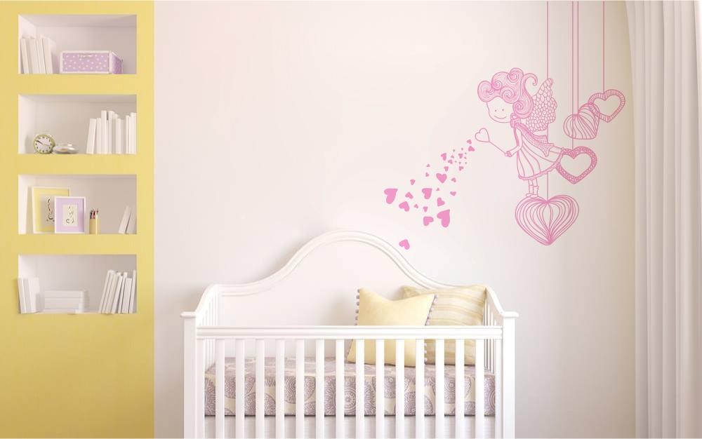 Vinilos decorativos para beb sblog de vinilos decorativos for Disenos de cuartos para ninas sencillos