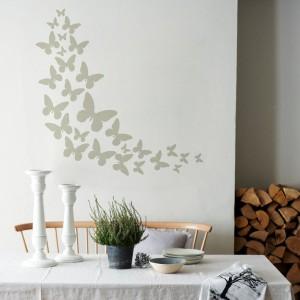 Vinilo decorativo mariposas