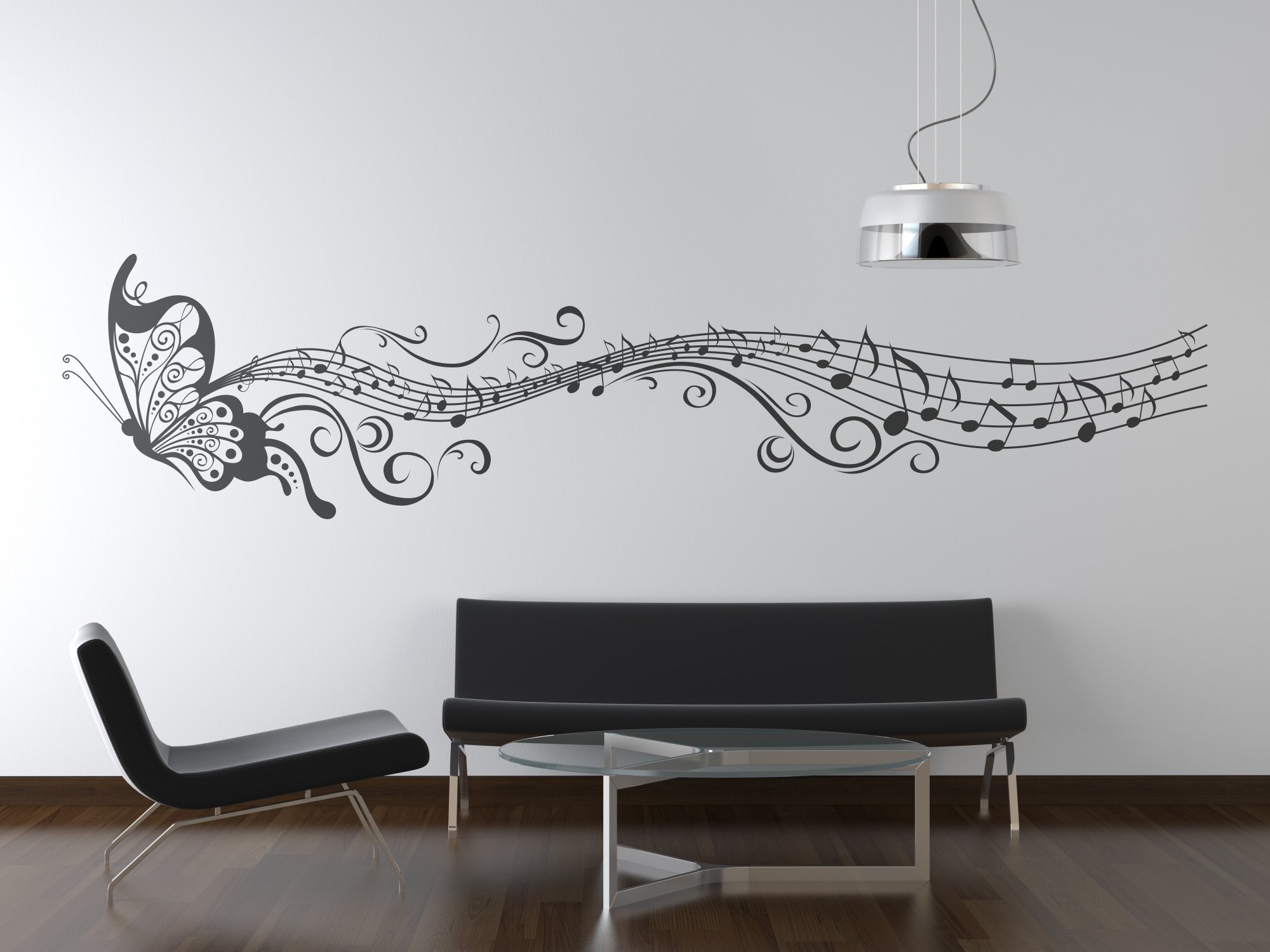 Vinilos decorativos con mariposas una tendencia al alza for Vinilos mariposas