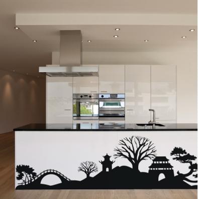 Lugares alternativos para vinilosblog de vinilos decorativos - Vinilo para la pared ...