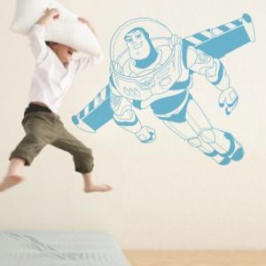 vinilo-infantil-buzz-lightyear-iii