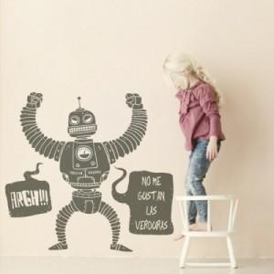 vinilo-decorativo-robot-verduras