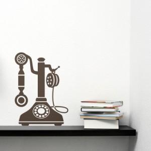 vinilo-decorativo-telefono-vintage-iii
